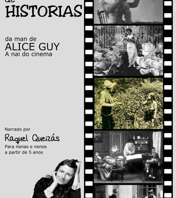Cinema de historias da man de Alice Guy