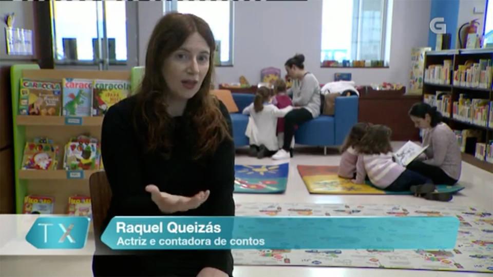 Buscando a Rosalía na Biblioteca Miguel González Garcés