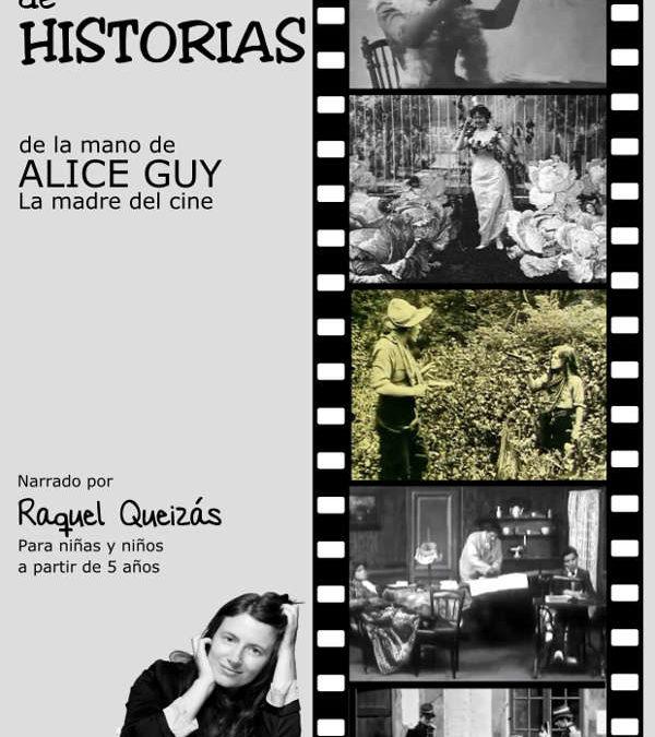 Cine de historias de la mano de Alice Guy