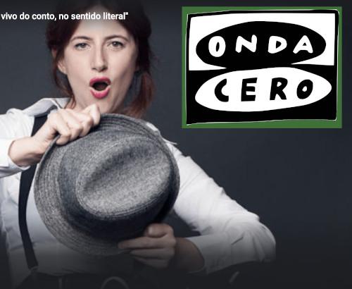 Entrevista en Onda Cero con Susana Pedreira