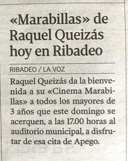 Cinema Marabillas en Ribadeo
