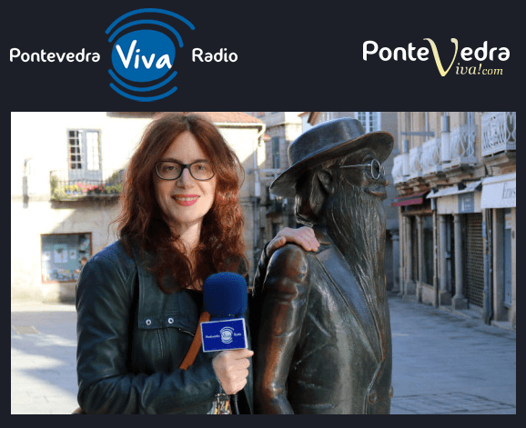 Pontevedra Viva Radio. A Playlist de… Raquel Queizás