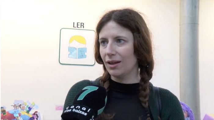 Entrevista no Canal Rías Baixas